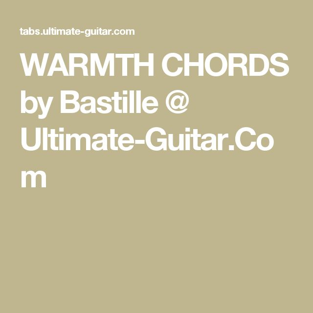 bastille lyrics chords
