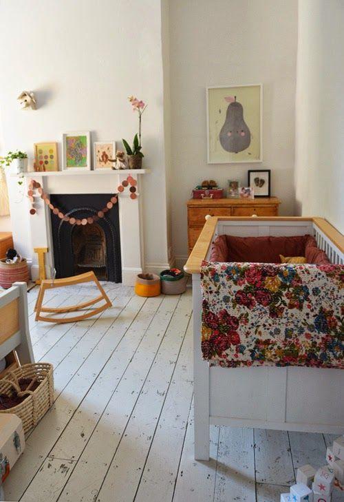 Bohemian Nursery Inspiration....
