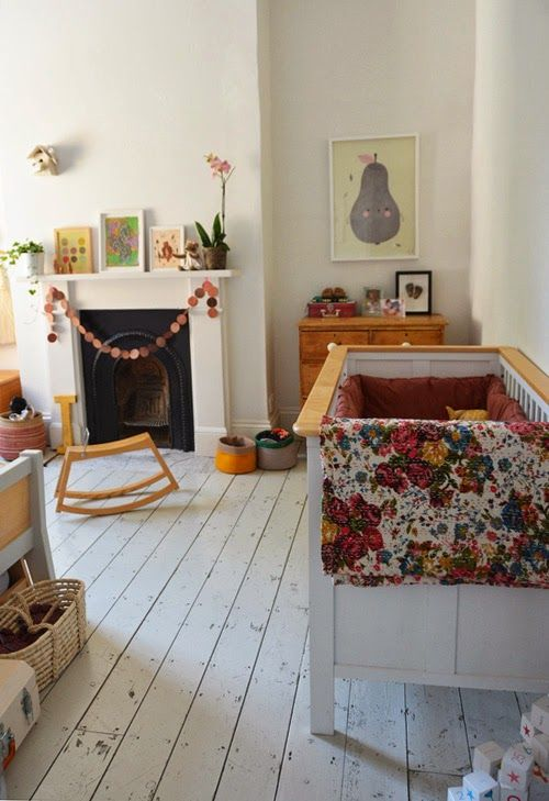 New Moon: Bohemian Nursery Inspiration.... - From Moon to Moon