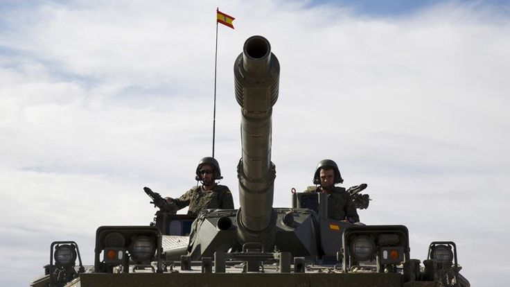 La Justicia militar de España desestima el 76% de las denuncias por acoso en las Fuerzas Armadas