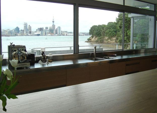 Arclinea Auckland New Zealand Kitchen Pinterest