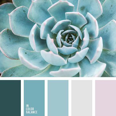 azul verdoso, celeste grisáceo y rosado, celeste verdoso, color aguamarina, color gris, de color plata, elección del color, matices de color verde azulado, rosado, rosado polvoriento, rosado suave, selección de colores para el hogar.