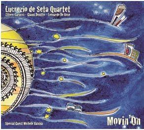 """""""Movin' On"""" è stato presentato in anteprima questa estate al Roma Summer Jazz Festival e ufficialmente, ad Ottobre 2014, con un doppio concerto all'Ale"""