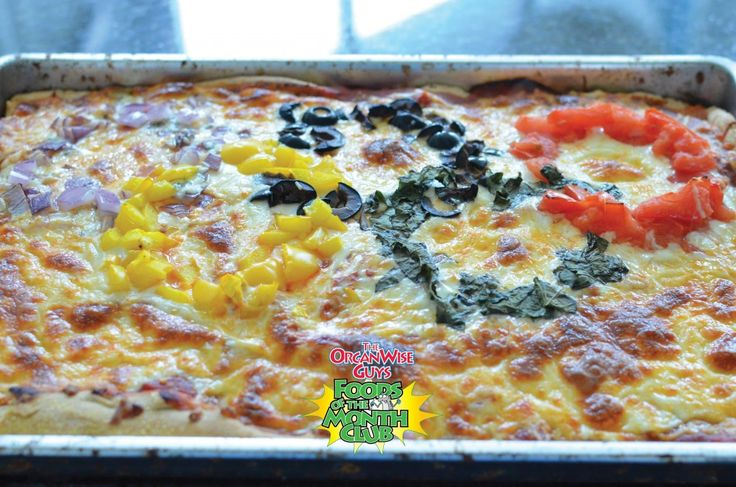 Fun! Olympic Pizza!! Make this for the Opening Ceremonies this weekend! #Olympics