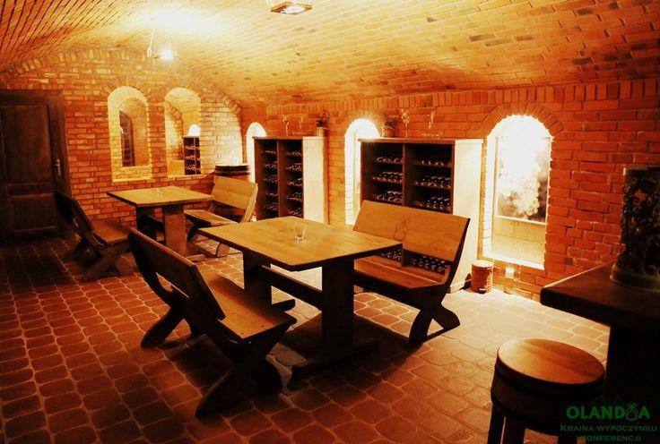 wine cellar / degustacje win / piwnica win / www.olandia.pl