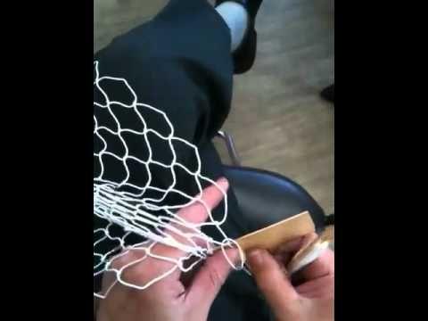 ネット編みcraft kazu