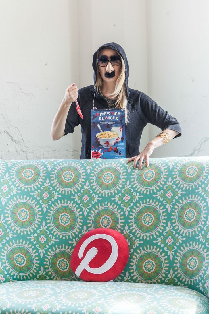 31 best cool halloween costumes images on pinterest halloween cereal killer halloween costume see more pinterest staffers model their crafty halloween ccuart Choice Image