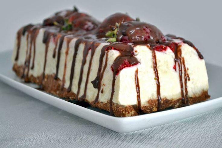Çikolatalı Dondurmalı Pratik Parfe Tarifi