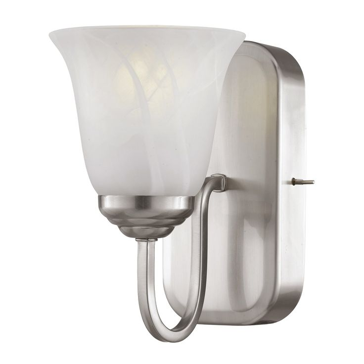 Trans Globe PL-10001 BN Energy Star Traditional Wall Sconce