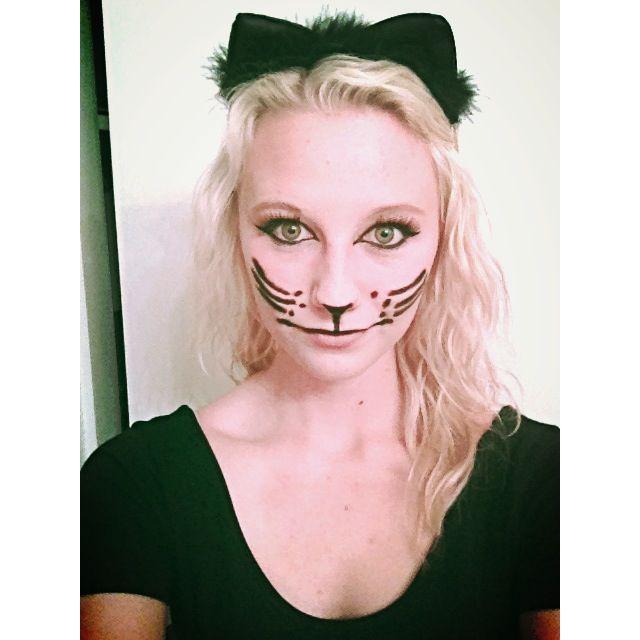 73 best cat face images on Pinterest | Halloween ideas, Halloween ...