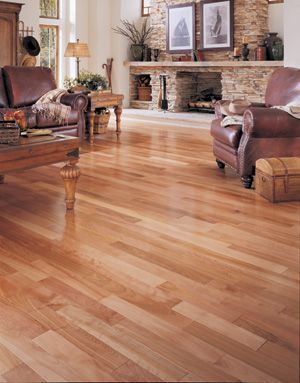 maple floors with color variation