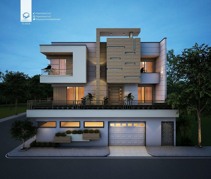 Best Architectural Images On Pinterest House Elevation
