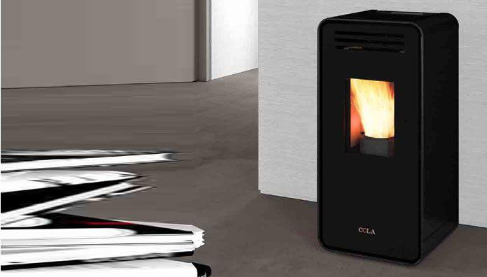po le granul s de bois ambra poeleagranul s granulebox la boite granule de bois. Black Bedroom Furniture Sets. Home Design Ideas