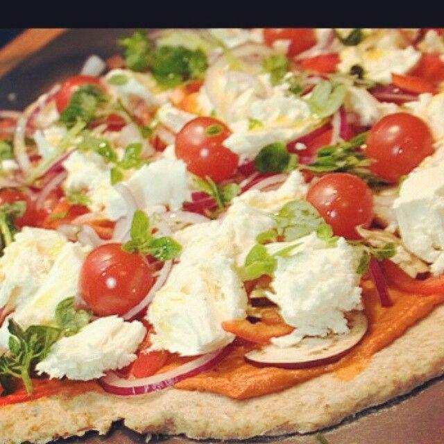 Pizza primavera!