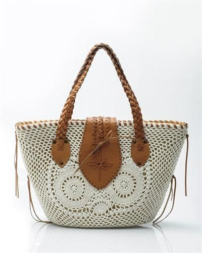 Buco The Crochet Tote Bag