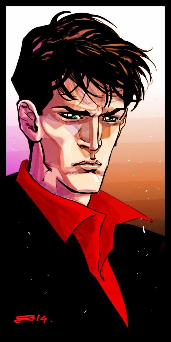 Dylan Dog by Carmine Di Giandomenico *
