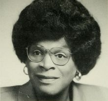 Althea Garrison (October 7, 1940), the first Trans person to hold public office was a black Republican, conservative. Member of the Massachusetts House of Representatives from the 5th Suffolk District In office  1993 – 1995.