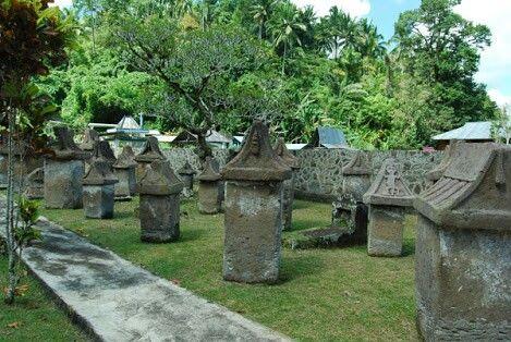 Ancient Cemetery of Minahasa - Manado