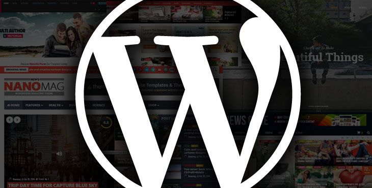 20  Responsive Magazine Wordpress Themes