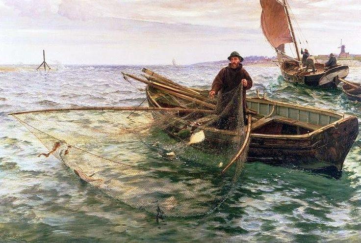 Charles Napier: The Fisherman