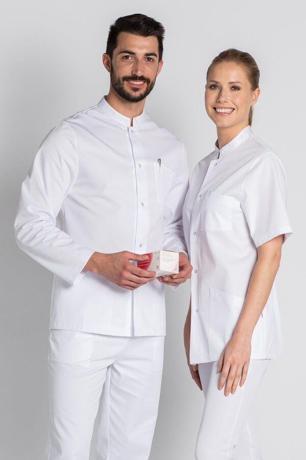 blouse de pharmacien | Blouse pharmacie,