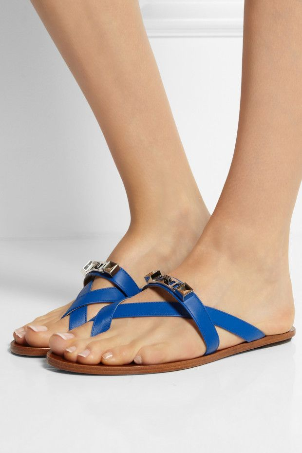 Trendy flat sandals 2014. The best footwear for the summer!