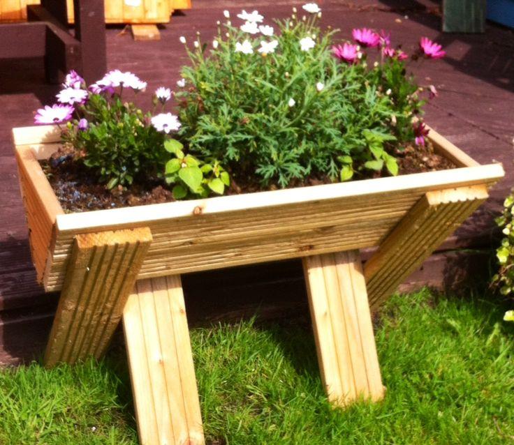 Pallet Wood planter....@emlyncreative