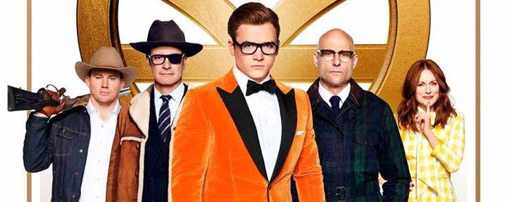 Las previsiones indican que 'Kingsman: El círculo de oro' recaudará más en su estreno que 'Servicio secreto'