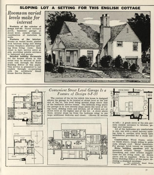 Pin By Theresa Miller On House Plans Vintage House Plans Small House Little Dream Home