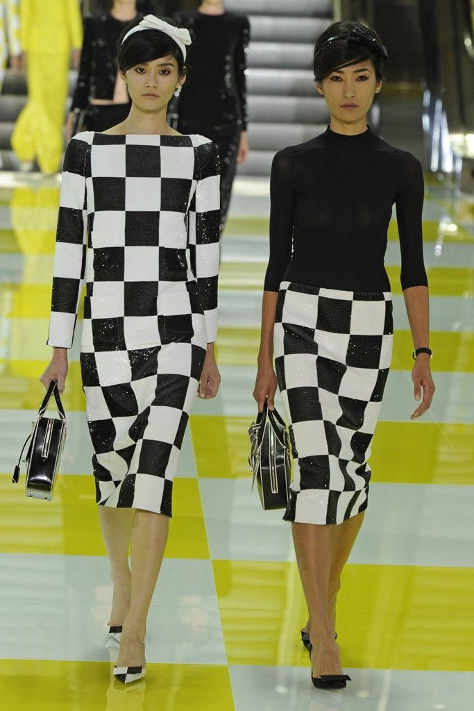 Louis Vuitton RTW Spring 2013