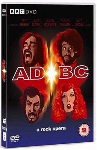AD/BC: A Rock Opera [DVD]: Amazon.co.uk: Matt Berry, Julia Davis, Julian Barratt, Richard Ayoade, Matt Lucas, Noel Fielding, Dan Antopolski: DVD & Blu-ray