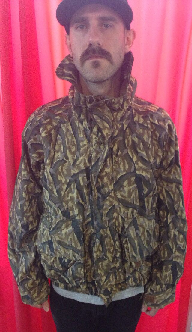 Amazing camouflage Columbia hunting jacket by Therichesofthepoor on Etsy https://www.etsy.com/listing/168461407/amazing-camouflage-columbia-hunting