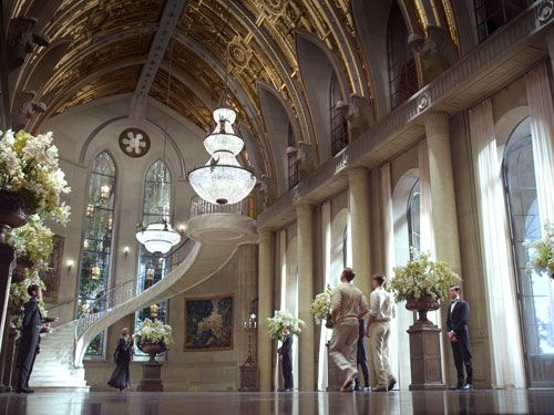 A Look At The Sets Of Great Gatsby