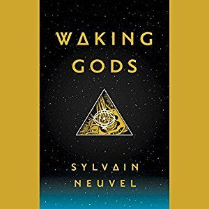 """Waking Gods Audiobook - In the gripping sequel to Sleeping Giants, which was hailed by Pierce Brown as """"a luminous conspiracy yarn...reminiscent of The Martian and World War Z"""", Sylvain Neuvel's innovative series about human-alien contact takes another giant step forward."""