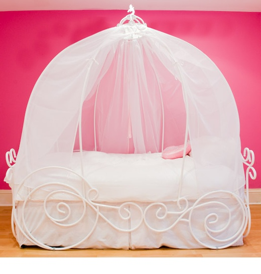 Princess Carriage Bed.. I Going To See If I Can Make This Into A