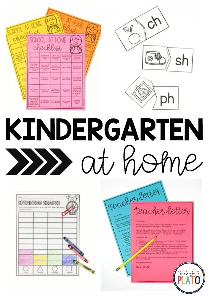 School At Home Playdough To Plato Kindergarten Learning Kindergarten Curriculum Kindergarten Schedule How to teach my kindergartener at home