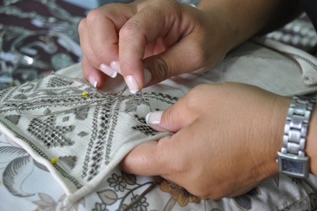 Is there a tradition that you were raised with that holds meaning for you? Has your view of the value of traditions changed as you have gotten older? The lace-making tradition of the village of Lefkara on the island of Cyprus is the subject of VFTP's most recent blog. Residents here struggle to keep alive a dying tradition, with help from UNESCO. Transport yourself to Lefkara and inspire new ways to look at the role of tradition in your life!