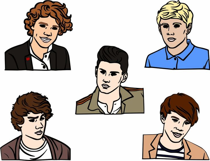 Crafting with Meek: One Direction SVG's
