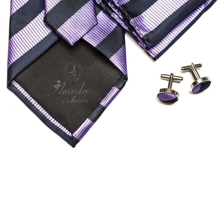 Tie & Cufflinks Set.