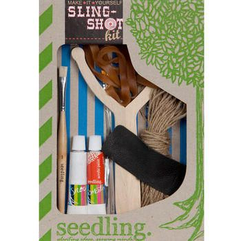 New Zealand Seedling Make It Yourself Sling-Shot Kit
