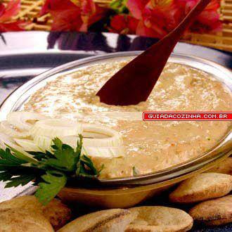 Receita de Patê de cebola | Guia da Cozinha