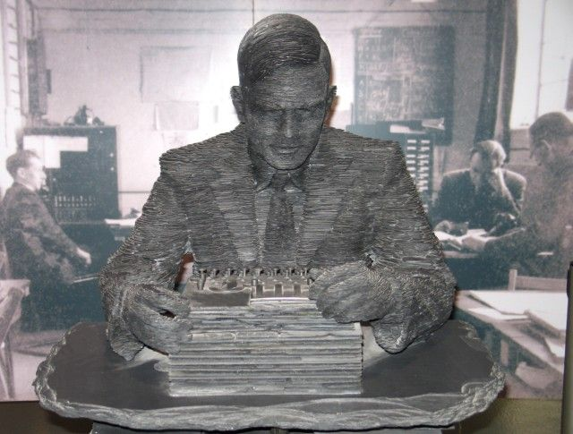Father of Computer Science Alan Turing Issued Posthumous Royal Pardon