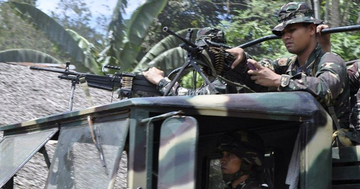 Gunmen kidnap 2 Canadians, Norwegian and Filipino woman from Philippine resort  #Philippines, #Kidnap, #World