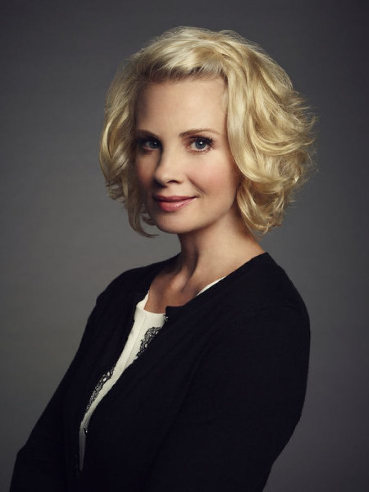 LOVE!!!!!!!!!!!!!  Monica Potter Cuts Her Hair Short For 'Parenthood' (PHOTO)