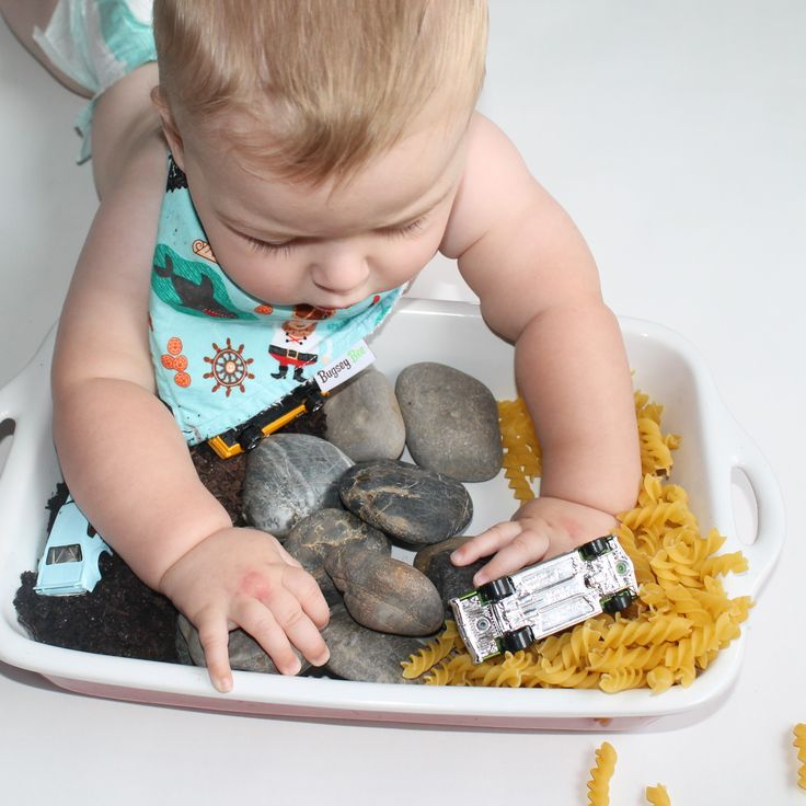 Check it out! baby sensory play