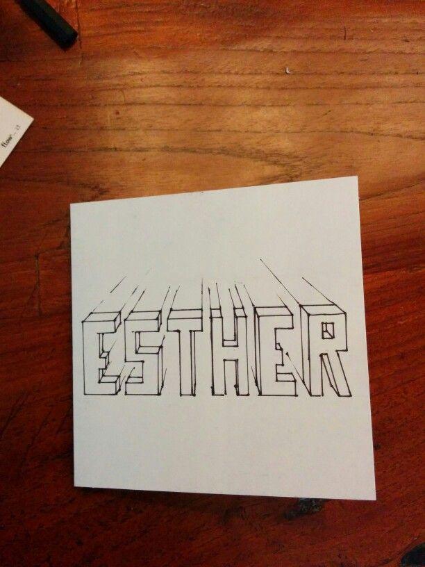 Kaart Esther