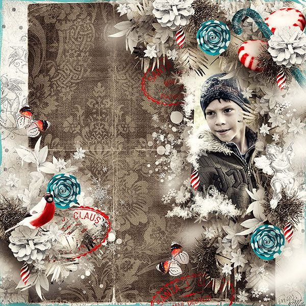 Frozen by Célinoa's Designs template Frozen -Templates Pack -by Célinoa's Designs