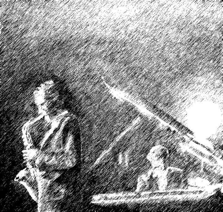 Jazz Players - Sonja Peacock