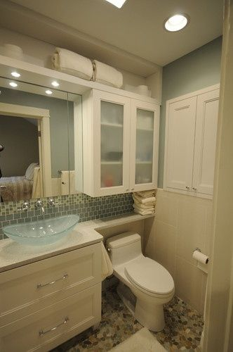 Small Bathroom Space Design, Pictures, Remodel, Decor and ...