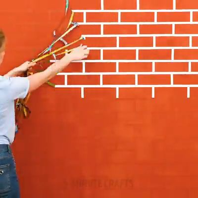 Genius Wall Painting Ideas